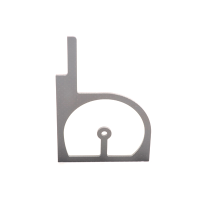 Touring Car Wheel Arch Cutting Jig - U4806