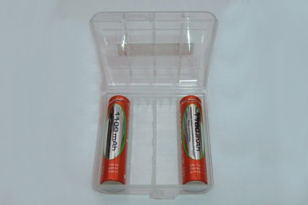 Vapex AAA Battery Case