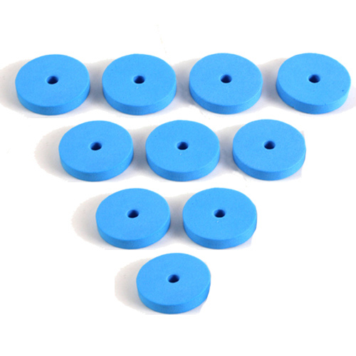 Body Protect Sponge Pad Set (Blue) 10 pcs 4mm thickness